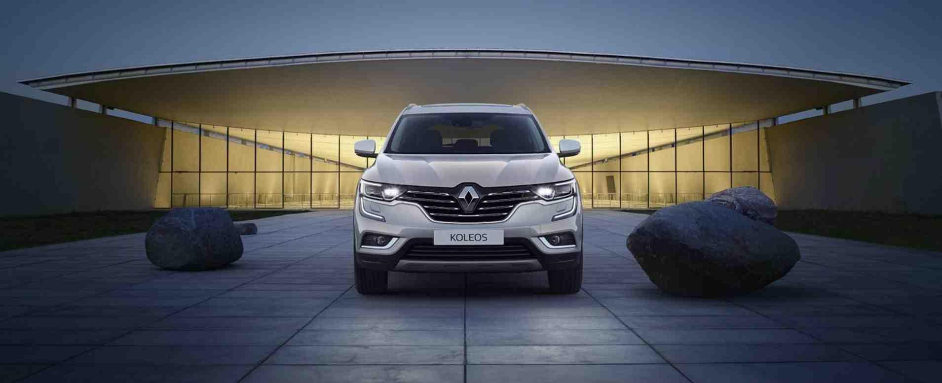 Budgen Renault