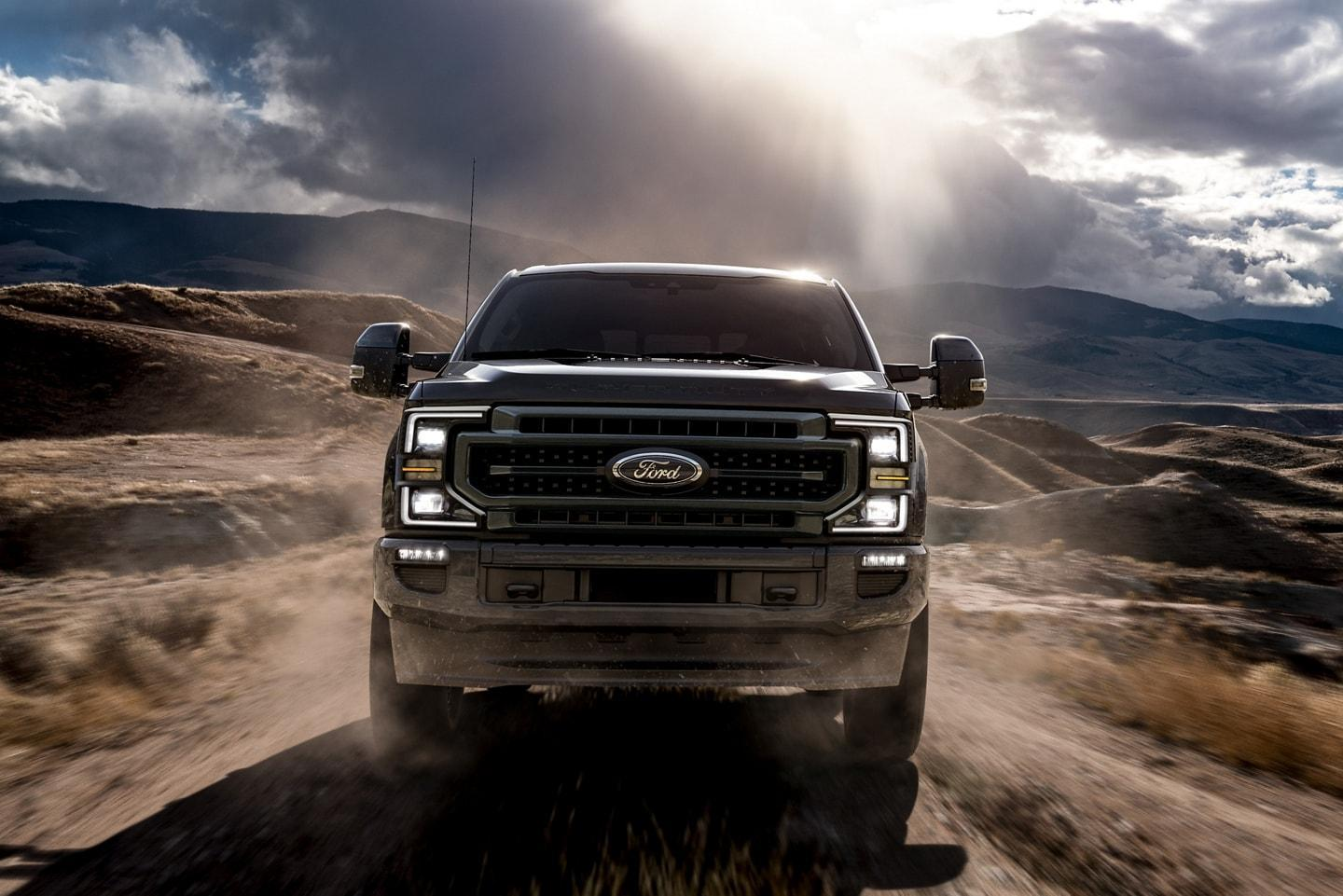 Ford Value Your Trade at South Bay Ford Commercial