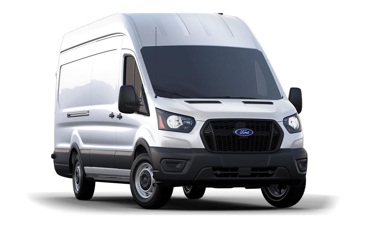 Transit 350HD Van