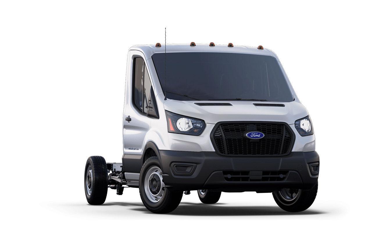 Transit Cutaway 350HD
