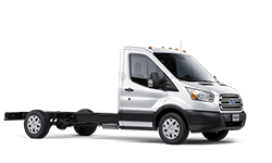 Transit Chassis Cab 350