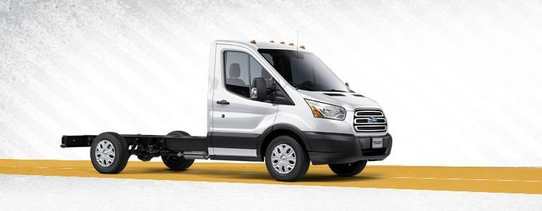 2015 FORD TRANSIT 350 CHASSIS CAB