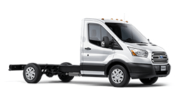 Transit 250 Chassis Cab Specification