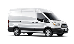 Transit 250 Van Specification