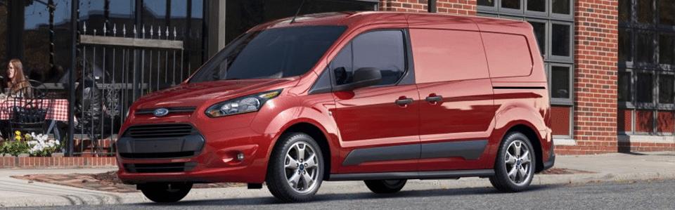 Ford Transit Van Inventory