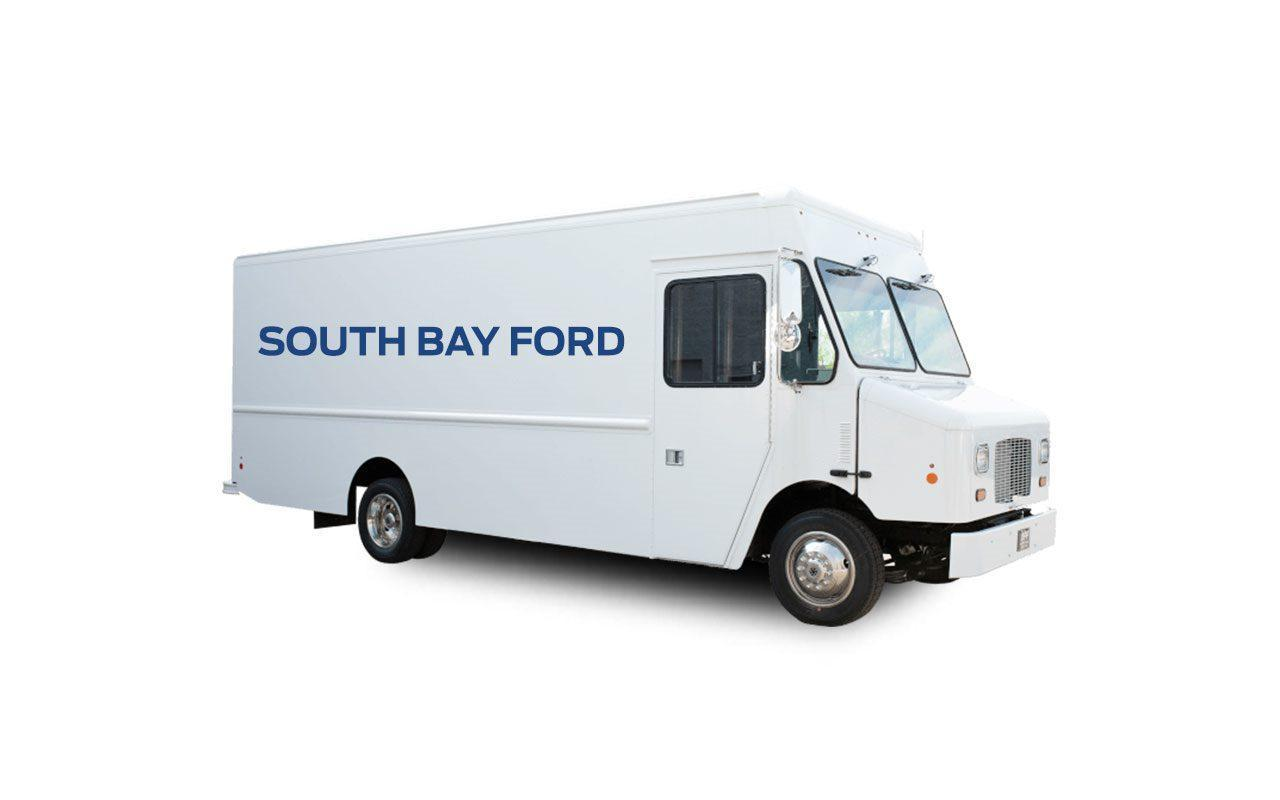 Ford Step Vans   South Bay Ford Commercial