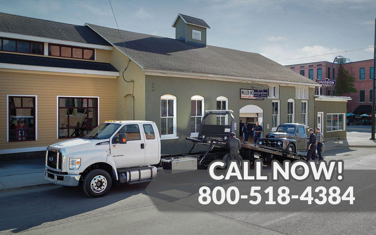 Tow Truck Specialists