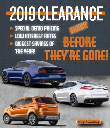 Steele Ford 2019 Clearance