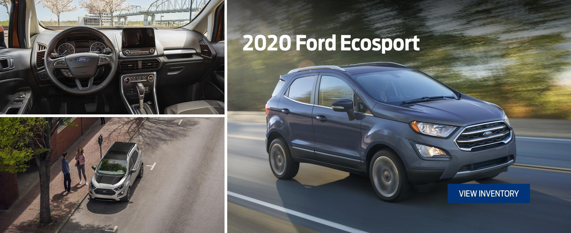 Steele Ford 2020 EcoSport