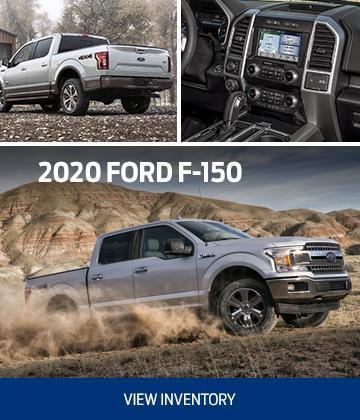 Steele Ford 2020 F150