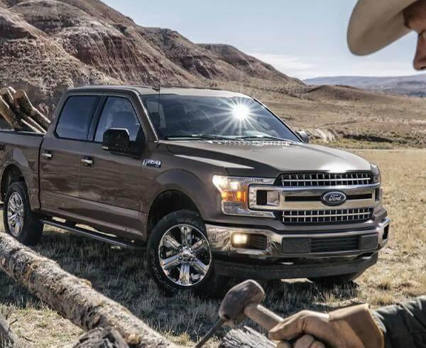 New Truck Inventory | Steele Ford Lincoln