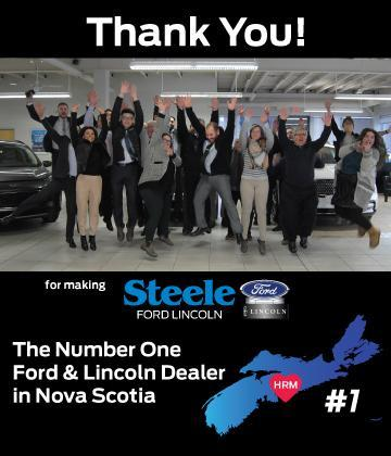 Steele Ford #1 Ford Dealer Nova Scotia