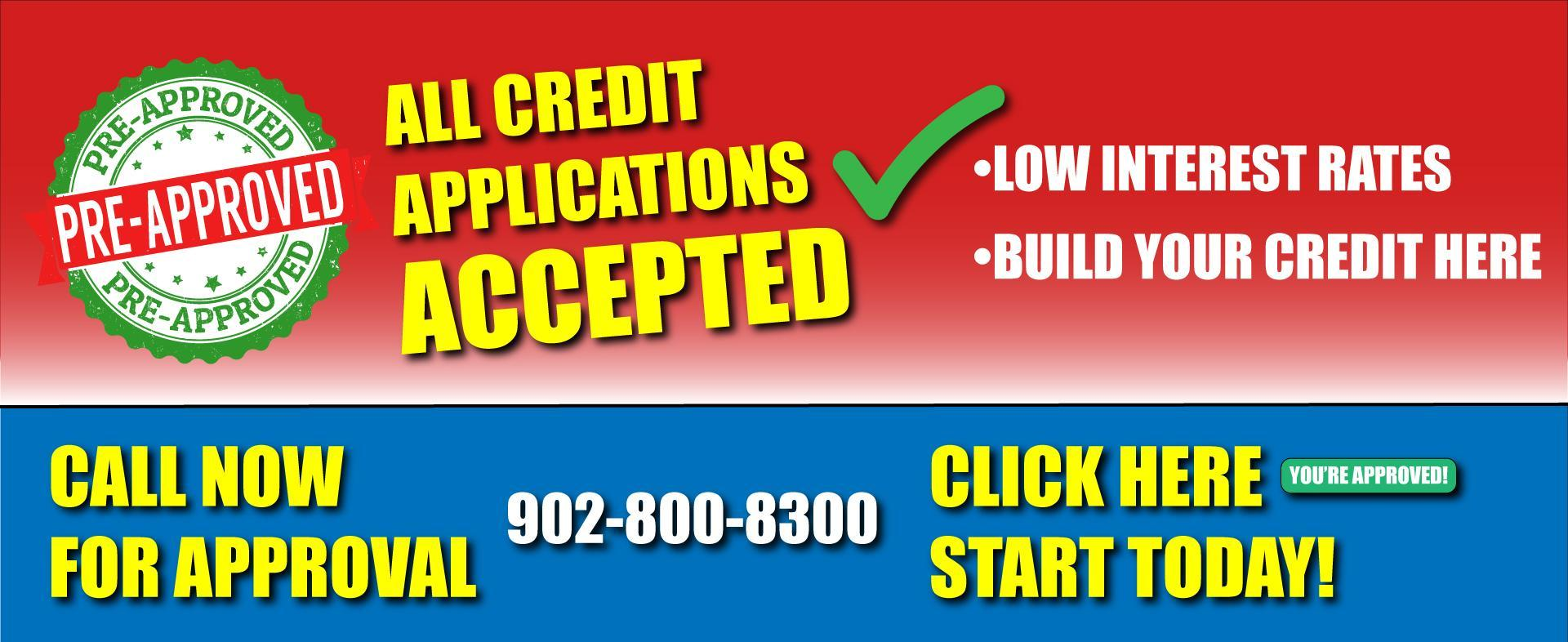 Credit Approval Steele Ford