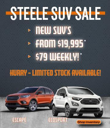 SUV Sale