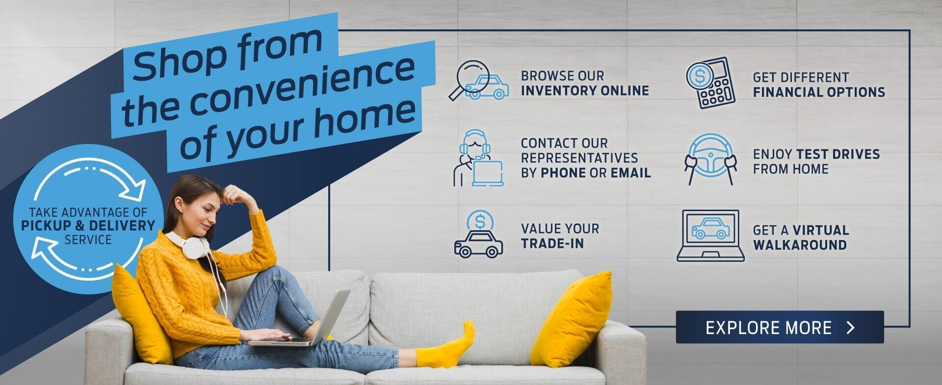 Shop From Home with Steele Ford