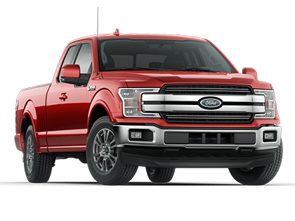 Ford & Lincoln Commercial Fleet F-150