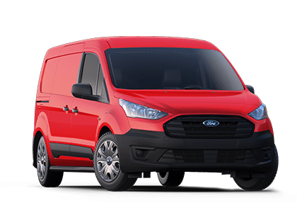 Ford & Lincoln Commercial Fleet Transit Connect