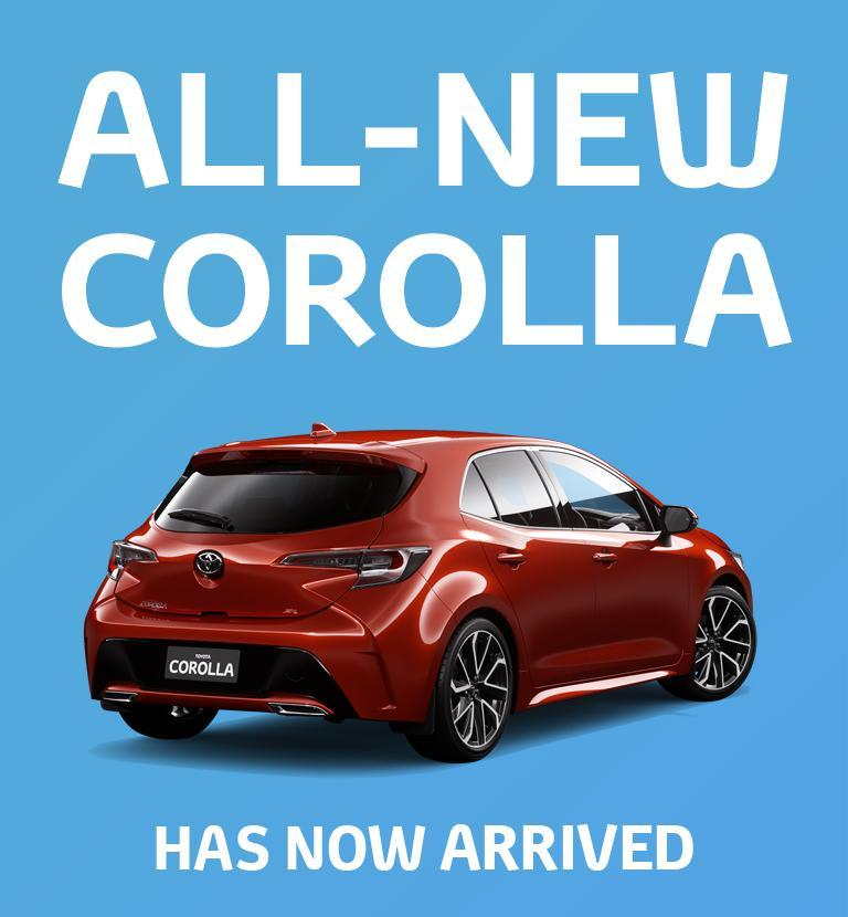 All-New Corolla