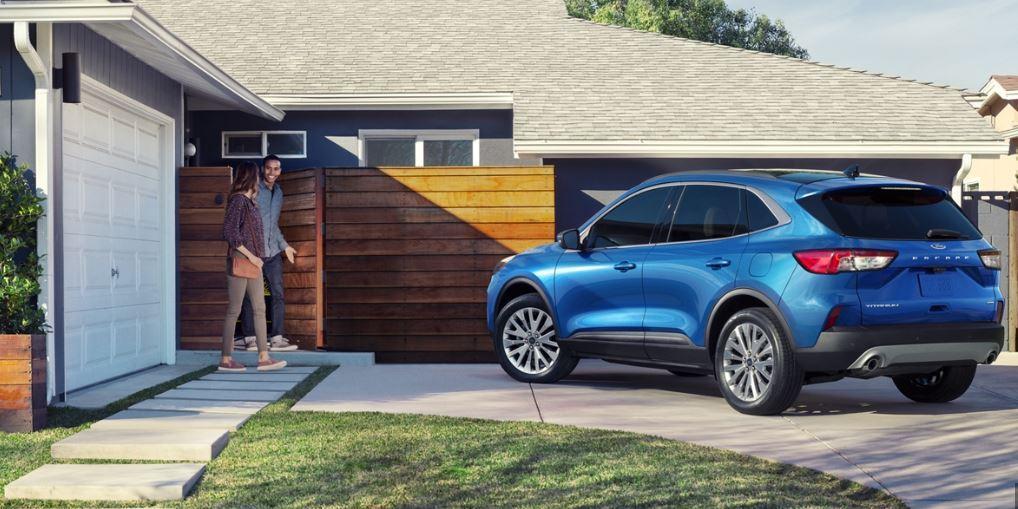 Planifier Un Essai Routier de Ford & Lincoln chez Taylor Ford Sales