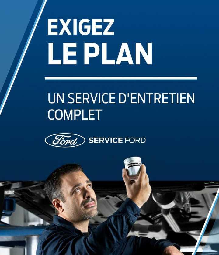 Exigez Le Plan : Un service d'entretien complet