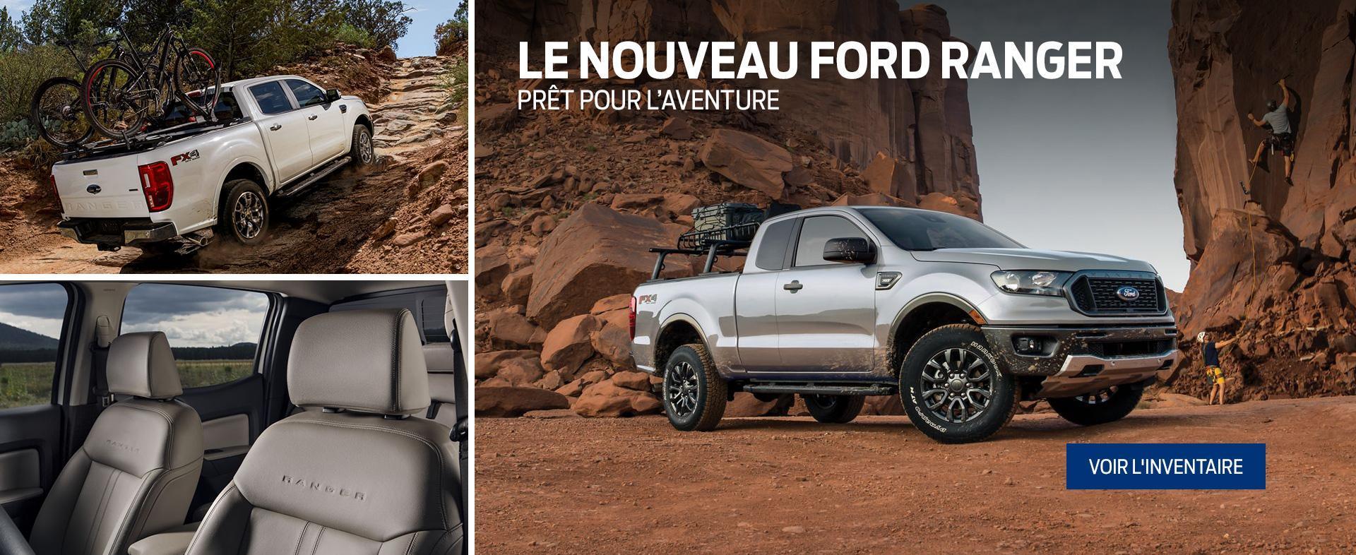 Ford & Lincoln Accueil 2019 Ranger