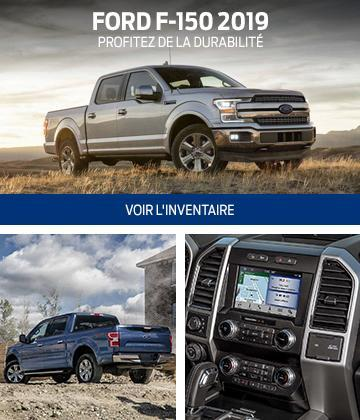 Ford & Lincoln Accueil 2019 F-150