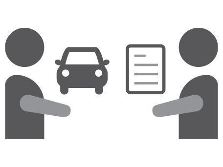 car buying icon