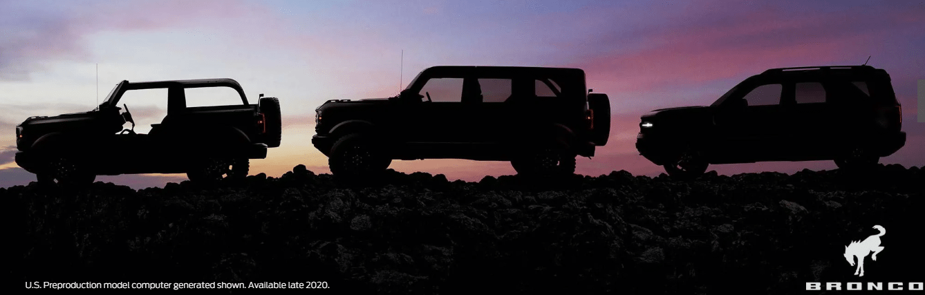2021 Ford Bronco | Grogan Ford