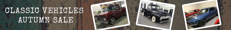 Classic Vehicle Autumn sale