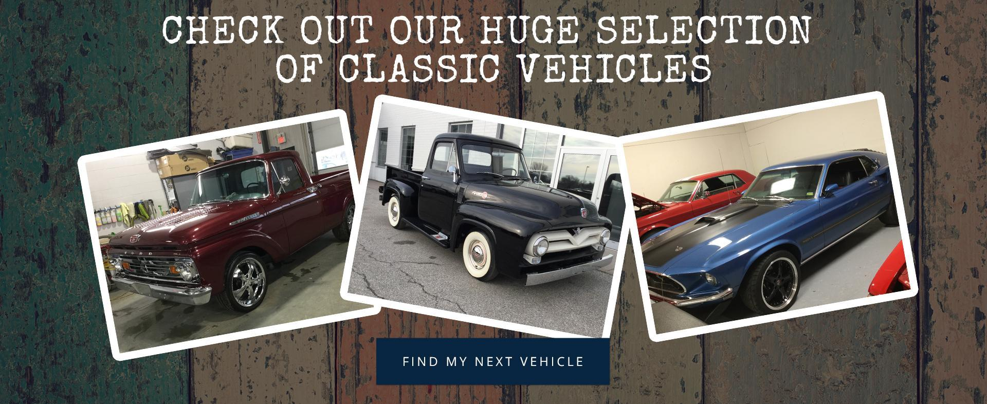 Grogan Classic Vehicles
