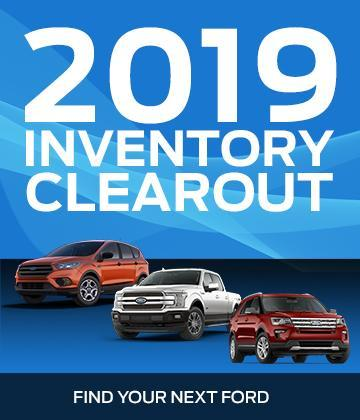 2019 Ford Inventory