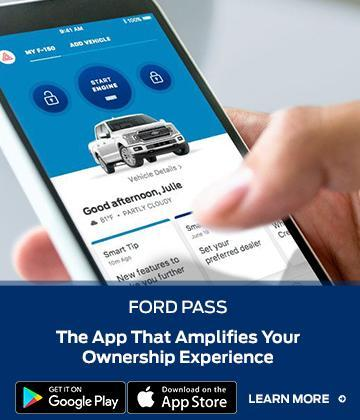 Ford Home FordPass™ image