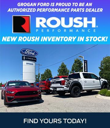 Roush Inventory