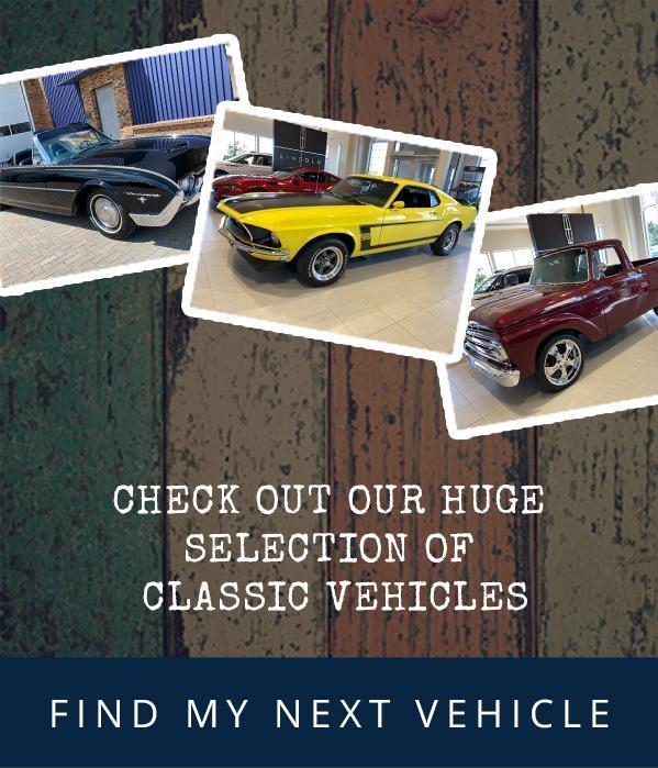 Grogan Ford Classic Vehicles