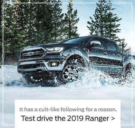 The 2019 Ford Ranger Mid-Size Pick Up Truck is Available | Wayne Pitman Ford in Guelph