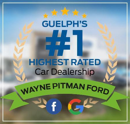 Best Rated Dealership | Wayne Pitman Ford in Guelph
