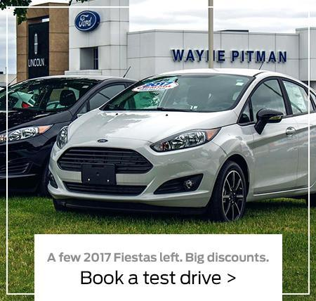 Discount on Remaining 2017 Ford Fiesta Models | Wayne Pitman Ford in Guelph