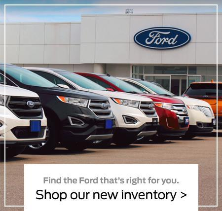 Shop New Ford Lincoln Inventory | Wayne Pitman Ford in Guelph