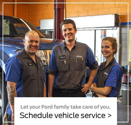 Book Oil Change Tire Service at Ford Quick Lane | Wayne Pitman Ford in Guelph