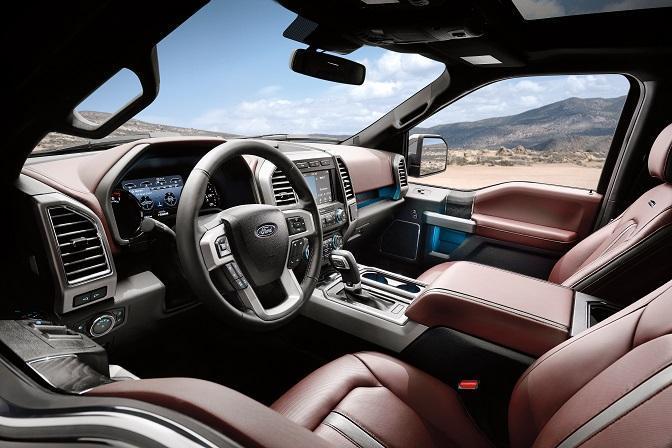 2018 Ford F-150 Trim Levels