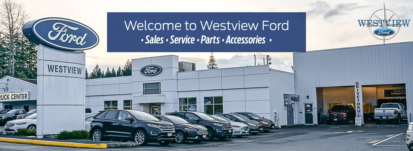 Welcome to Westview Ford