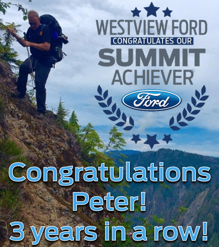 Peter 2017 Summit Achiever