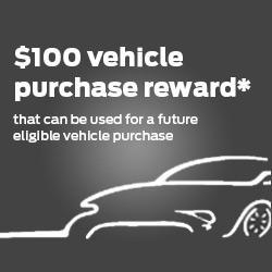 Vehicle Purchase Reward