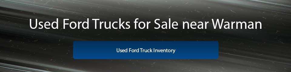 Ford & Lincoln Used Ford Trucks Near Warman image