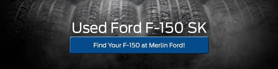 Ford & Lincoln Used Ford F-150 in SK image