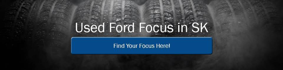 Ford & Lincoln Used Ford Focus in SK image
