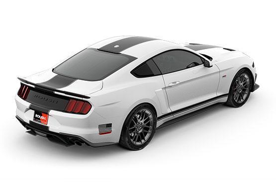 Ford & Lincoln Roush image
