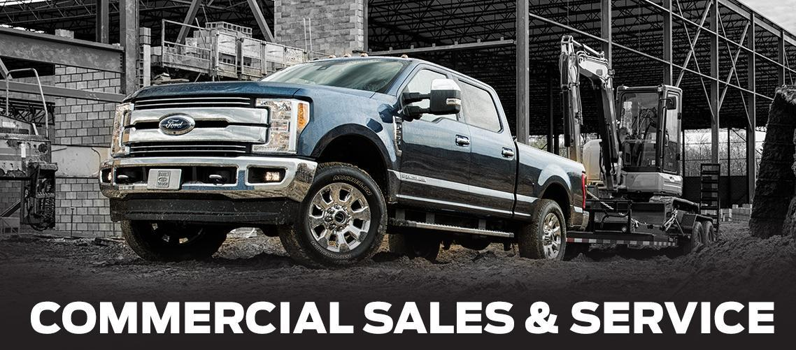 Ford & Lincoln Commercial Sales and Service v2 image