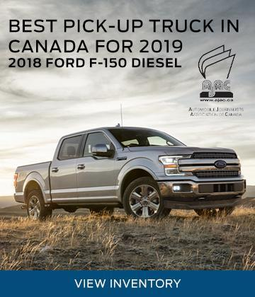 Ford & Lincoln Home 2018 F-150