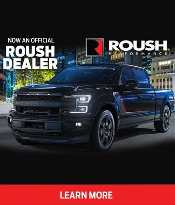 Ford & Lincoln Home Roush